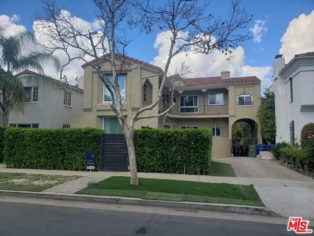 1225-1227 S Hayworth Ave, Los Angeles, CA 90035 (#20-598338) :: Randy Plaice and Associates