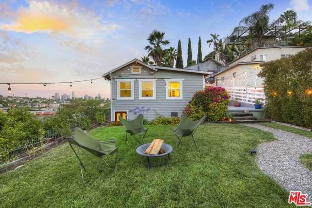 1816 Scott Ave, Los Angeles, CA 90026 (#20-598370) :: Randy Plaice and Associates
