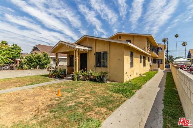 146-W 76Th St, Los Angeles, CA 90003 (#20-598412) :: Randy Plaice and Associates