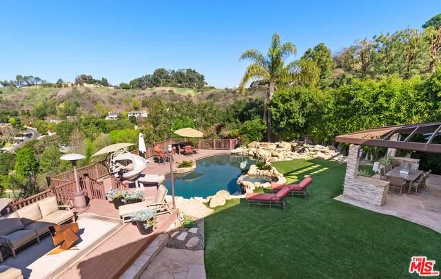9722 Royce Ct, Beverly Hills, CA 90210 (#20-598546) :: Randy Plaice and Associates