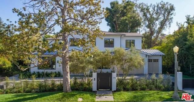 175 Homewood Rd, Los Angeles, CA 90049 (#20-598606) :: Randy Plaice and Associates