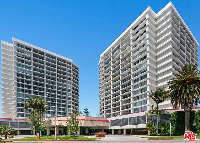 201 Ocean Ave 1206B, Santa Monica, CA 90402 (#20-598752) :: Randy Plaice and Associates
