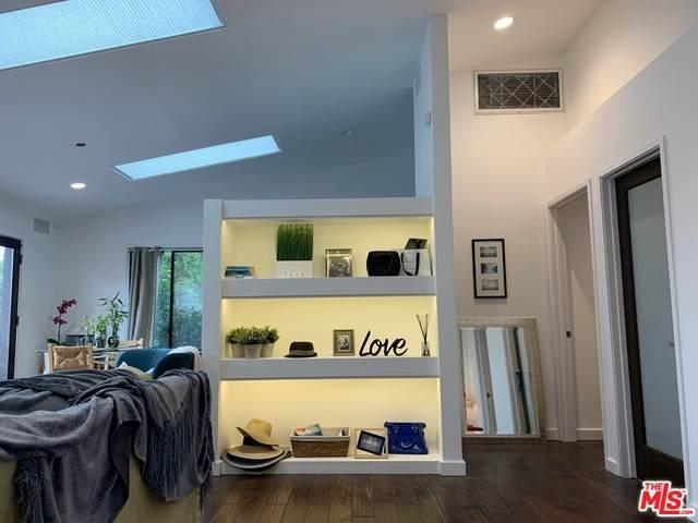 1514 Sanborn Ave, Los Angeles, CA 90027 (#20-598844) :: Randy Plaice and Associates