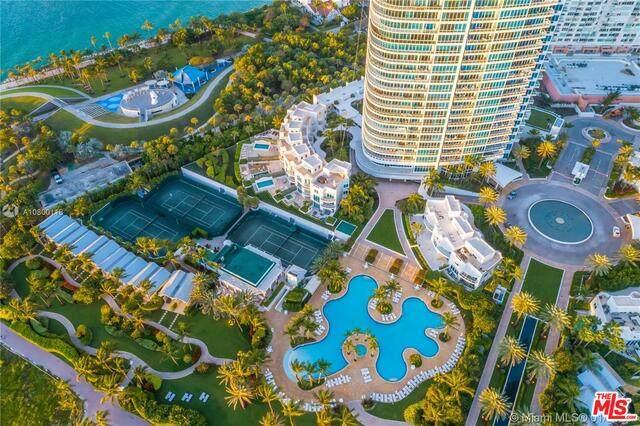 100 S Pointe Dr #610, NORTH MIAMI BEACH, FL 33139 (#20-598912) :: Randy Plaice and Associates