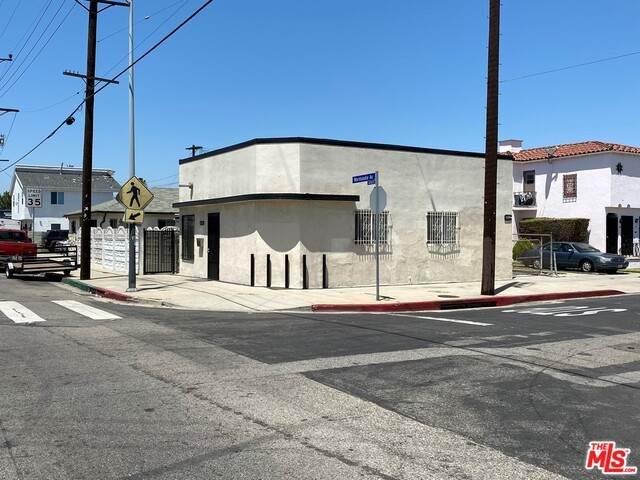 6124 S Normandie Ave, Los Angeles, CA 90044 (#20-598920) :: Randy Plaice and Associates