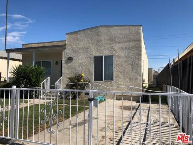 8458 NE Hooper Ave, Los Angeles, CA 90001 (#20-598990) :: Randy Plaice and Associates