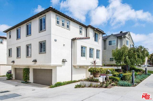 1700 E Mariposa Ave #4, El Segundo, CA 90245 (#20-599020) :: Randy Plaice and Associates