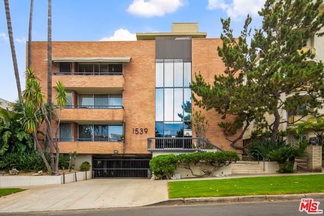 1539 N Laurel Ave #301, Los Angeles, CA 90046 (#20-599118) :: The Pratt Group