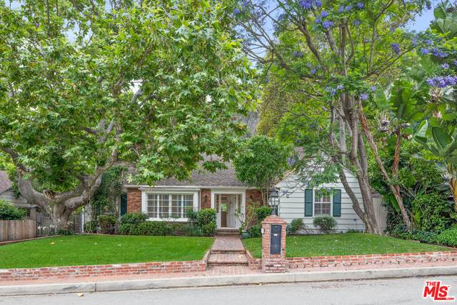 1737 Roscomare Rd, Los Angeles, CA 90077 (#20-599328) :: Randy Plaice and Associates