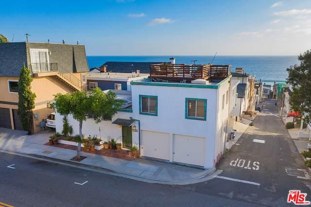 1705 Highland Ave, Manhattan Beach, CA 90266 (#20-599416) :: Randy Plaice and Associates