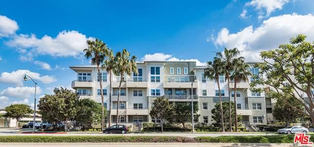 7100 Playa Vista Dr #321, Los Angeles, CA 90094 (#20-599520) :: Randy Plaice and Associates