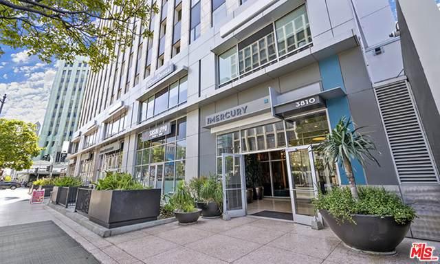 3810 Wilshire Blvd #1403, Los Angeles, CA 90010 (#20-599760) :: Randy Plaice and Associates