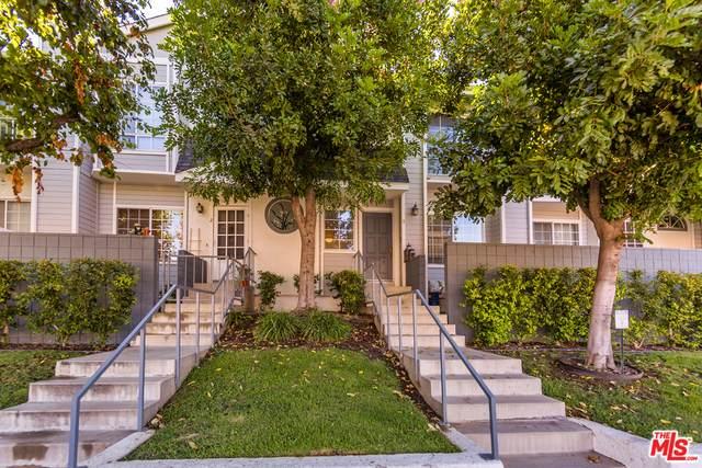 7420 Corbin Ave #3, Reseda, CA 91335 (#20-599876) :: Randy Plaice and Associates