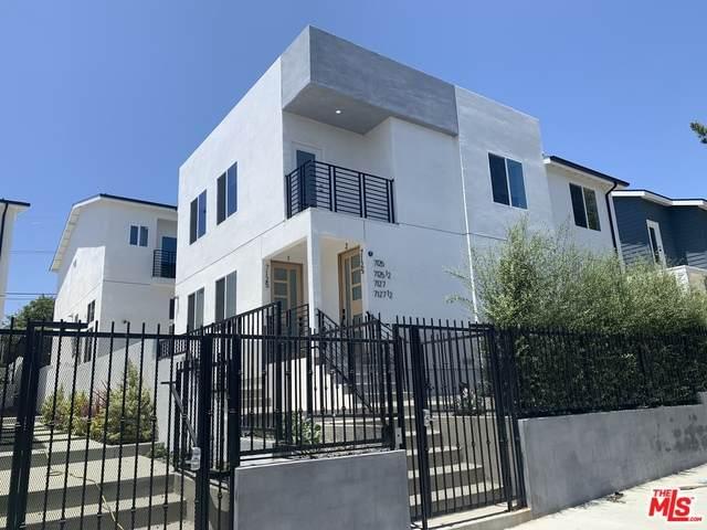 7125 S La Cienega Blvd, Los Angeles, CA 90045 (#20-599966) :: Randy Plaice and Associates