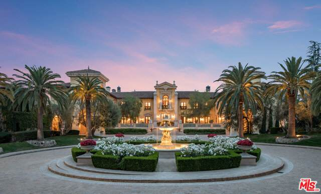 67 Beverly Park Ct, Beverly Hills, CA 90210 (#20-600056) :: Randy Plaice and Associates