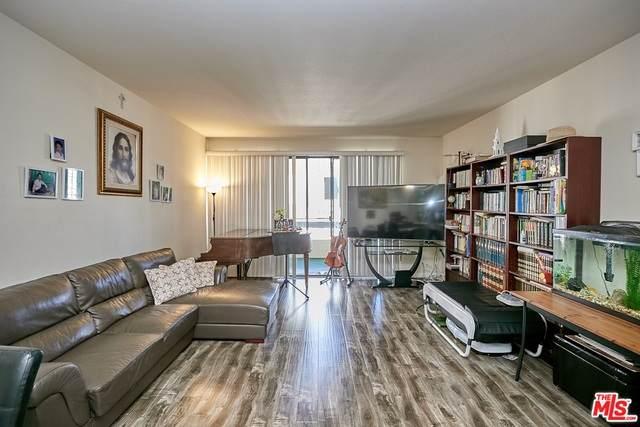435 S La Fayette Park Pl #111, Los Angeles, CA 90057 (#20-600068) :: Randy Plaice and Associates