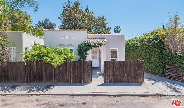 3324 Berkeley Ave, Los Angeles, CA 90026 (#20-600094) :: Randy Plaice and Associates