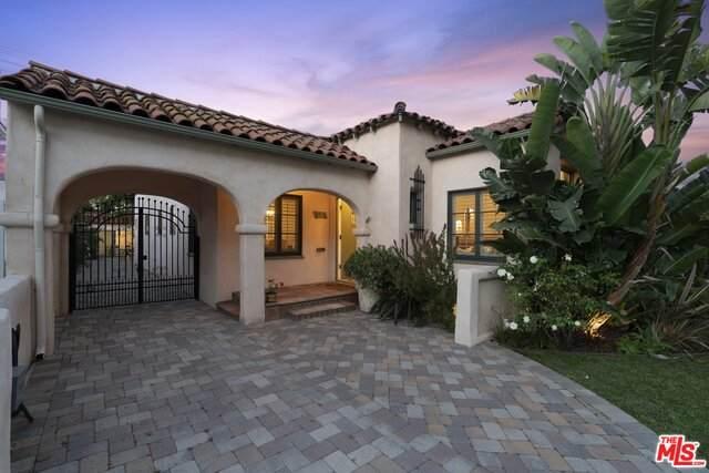 2030 Kelton Ave, Los Angeles, CA 90025 (#20-600106) :: Lydia Gable Realty Group