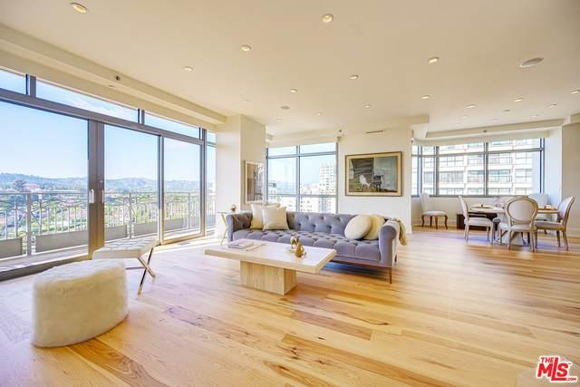 10800 Wilshire #1402, Los Angeles, CA 90024 (#20-600110) :: Randy Plaice and Associates