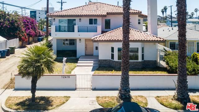 12416 Allin St, Los Angeles, CA 90066 (#20-600114) :: Randy Plaice and Associates