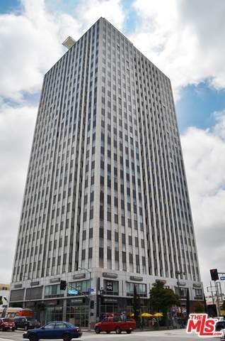 3810 Wilshire Blvd #412, Los Angeles, CA 90010 (#20-600120) :: Randy Plaice and Associates