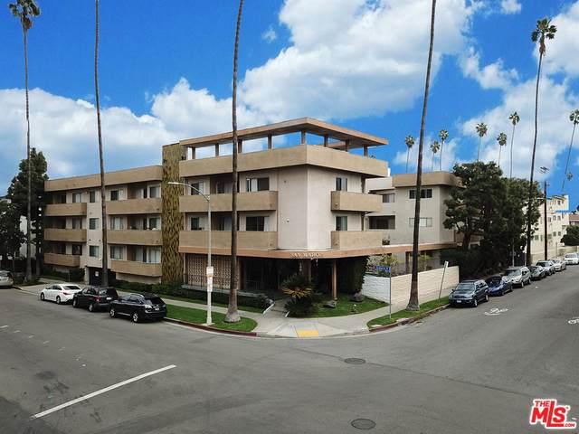 358 S Gramercy Pl #202, Los Angeles, CA 90020 (#20-600156) :: Randy Plaice and Associates