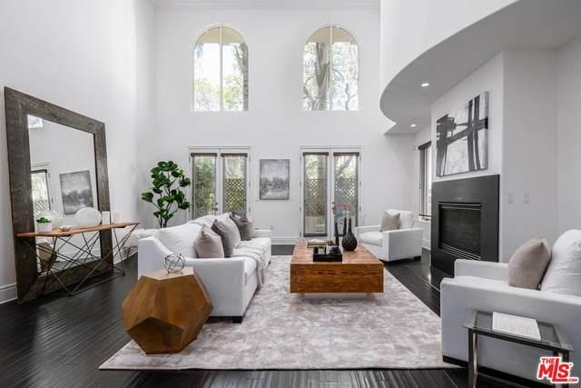 1544 Camden Ave #101, Los Angeles, CA 90025 (#20-600190) :: Randy Plaice and Associates