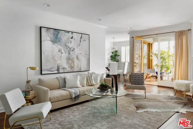 11667 Gorham Ave #205, Los Angeles, CA 90049 (#20-600286) :: Randy Plaice and Associates
