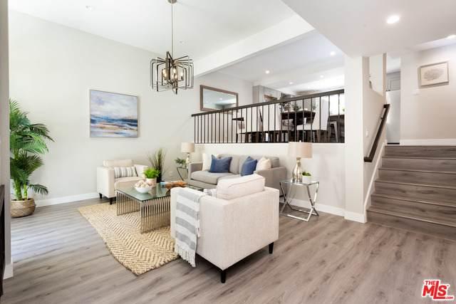4735 La Villa Marina F, Marina Del Rey, CA 90292 (#20-600324) :: Randy Plaice and Associates