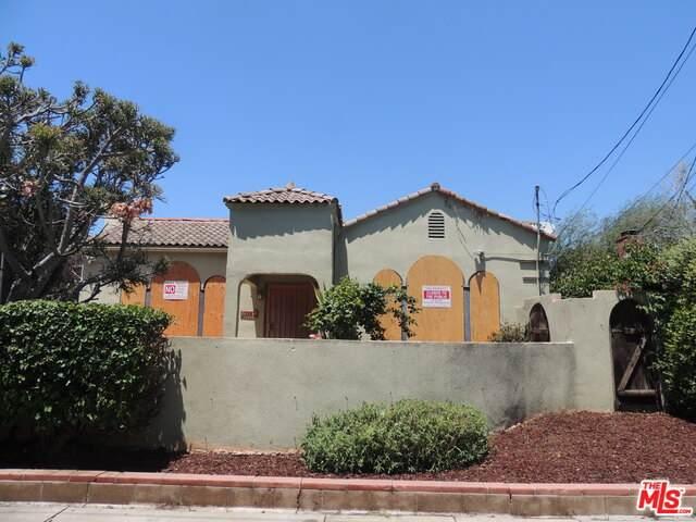 1011 Superba Ave, Venice, CA 90291 (#20-600366) :: Randy Plaice and Associates