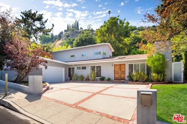 16363 Royal Hills Dr, Encino, CA 91436 (#20-600396) :: Randy Plaice and Associates