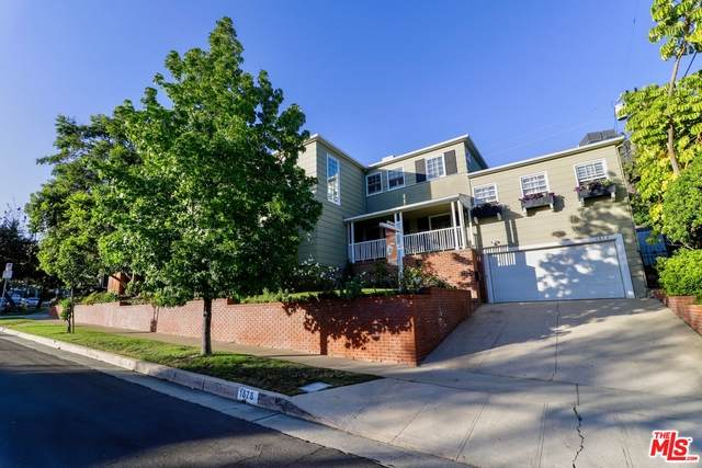 1878 Comstock Ave, Los Angeles, CA 90025 (#20-600504) :: Randy Plaice and Associates