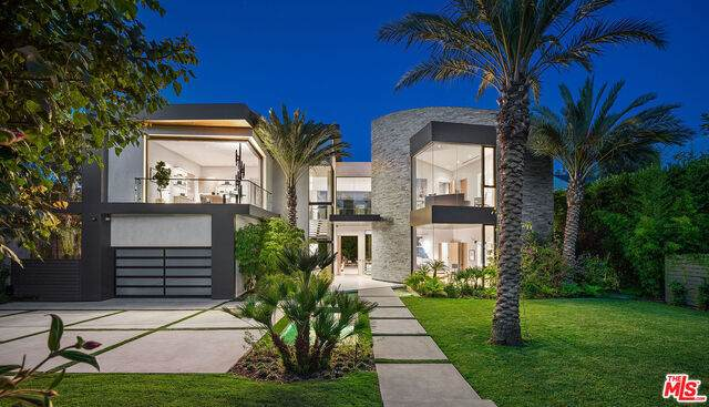 340 N Cliffwood Ave, Los Angeles, CA 90049 (#20-600566) :: Randy Plaice and Associates
