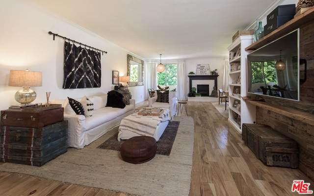 10671 Holman Ave #206, Los Angeles, CA 90024 (#20-600568) :: Randy Plaice and Associates