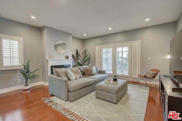 1911 Manning Ave #2, Los Angeles, CA 90025 (#20-600578) :: Randy Plaice and Associates