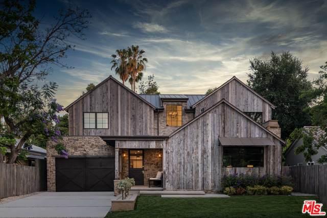 11734 Huston St, Valley Village, CA 91607 (#20-600624) :: Randy Plaice and Associates
