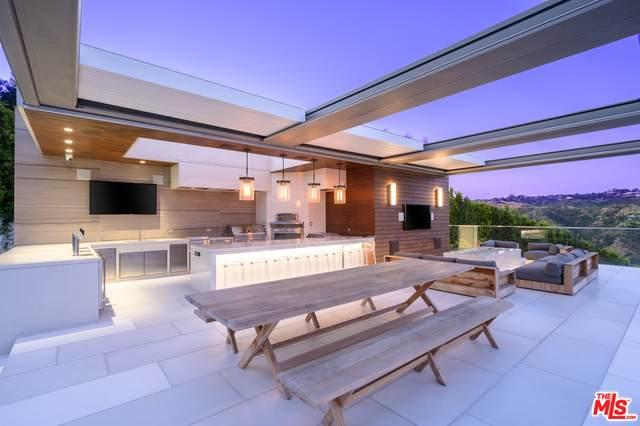 1460 Laurel Way, Beverly Hills, CA 90210 (#20-600630) :: Randy Plaice and Associates