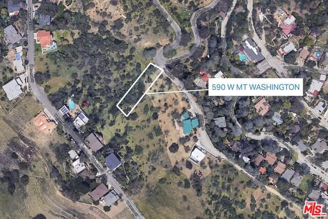 590 W Mt Washington Dr, Los Angeles, CA 90065 (#20-600686) :: The Parsons Team