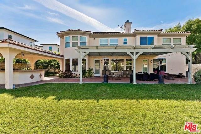 5170 Gloria Ave, Encino, CA 91436 (#20-600790) :: Randy Plaice and Associates