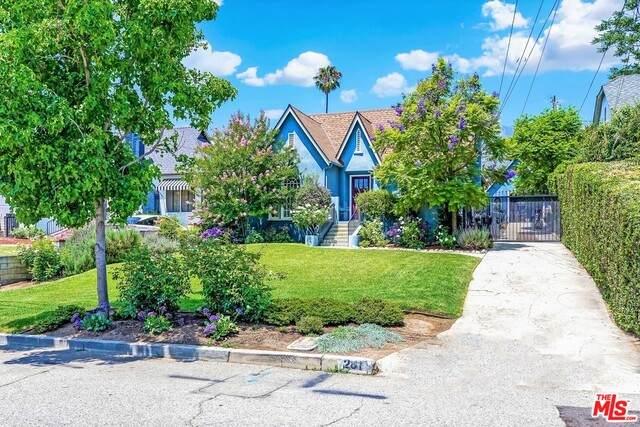 281 W Terrace St, Altadena, CA 91001 (#20-600922) :: Randy Plaice and Associates