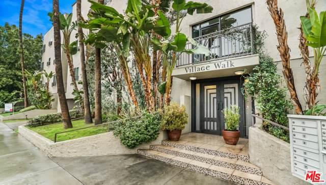 5430 Bellingham Ave #201, Valley Village, CA 91607 (#20-600940) :: Randy Plaice and Associates