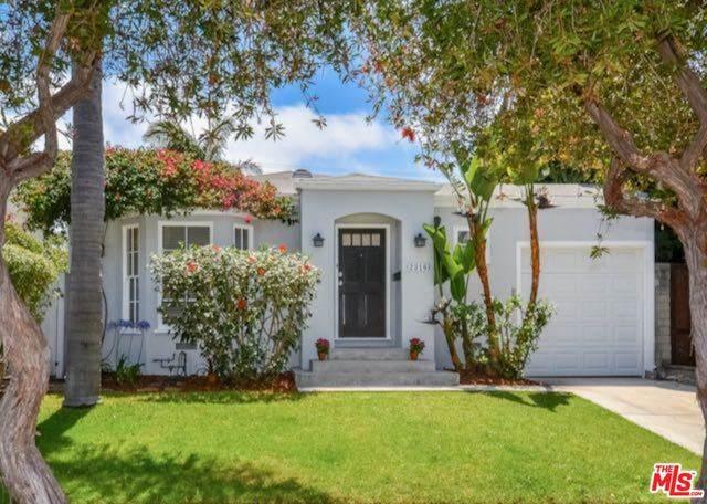 2316 30Th St, Santa Monica, CA 90405 (#20-601210) :: Randy Plaice and Associates