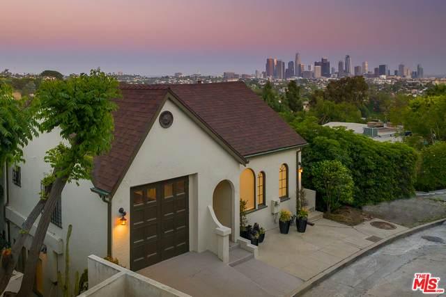 1820 San Jacinto St, Los Angeles, CA 90026 (#20-601294) :: Randy Plaice and Associates