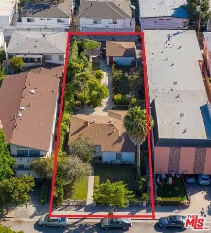 1440 Berkeley St, Santa Monica, CA 90404 (#20-601324) :: Randy Plaice and Associates