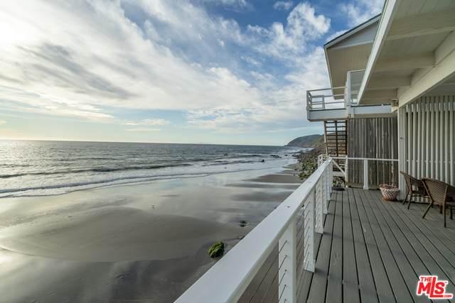 43500 Pacific Coast Hwy, Malibu, CA 90265 (#20-601378) :: Randy Plaice and Associates
