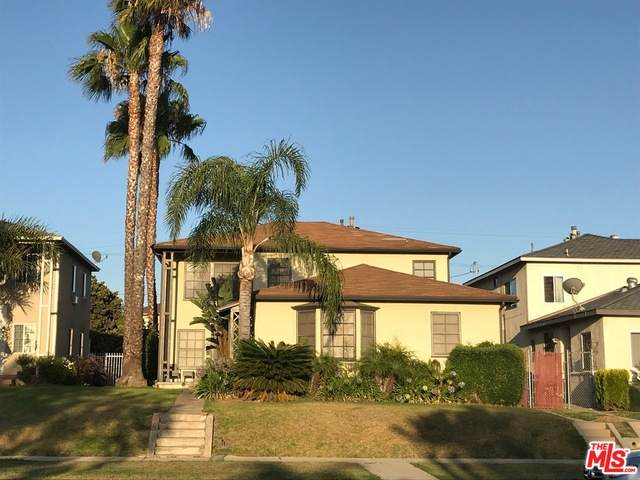 1712 S Crescent Heights Blvd, Los Angeles, CA 90035 (#20-601538) :: Randy Plaice and Associates