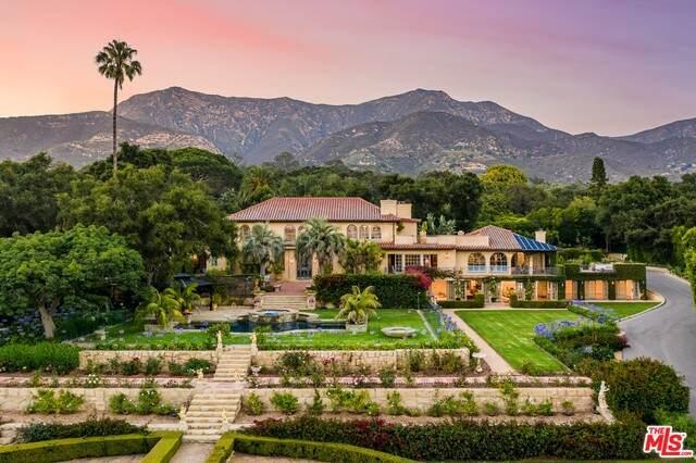 1954 E Valley Rd, Montecito, CA 93108 (#20-601612) :: Randy Plaice and Associates
