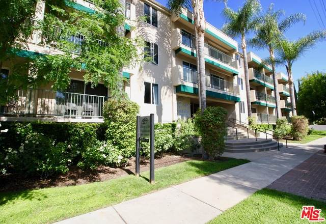 4501 Cedros Ave #228, Sherman Oaks, CA 91403 (#20-601824) :: Randy Plaice and Associates