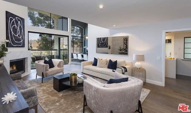 2031 S Bentley Ave #306, Los Angeles, CA 90025 (#20-601850) :: Randy Plaice and Associates