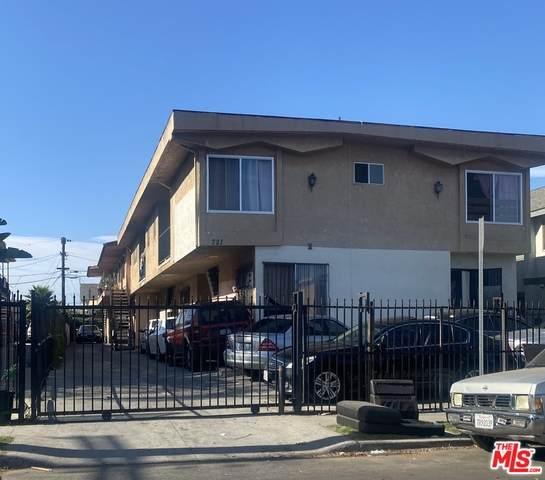721 W 81ST St, Los Angeles, CA 90044 (#20-602070) :: Randy Plaice and Associates